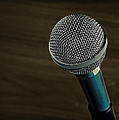 Cool Microphone by Phil Cardamone