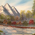 Cool Mountain River by Tim Blankenship