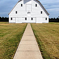 Cooper Barn Architectural Photograph By Jo Ann Tomaselli  by Jo Ann Tomaselli