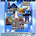 Cooper Young Festival Poster 2008 by Lizi Beard-Ward