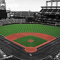 Coors Field 2 by David Sanchez