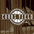 Coors Field - Colorado Rockies 15 by Frank Romeo