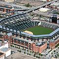 Coors Field Denver by Bill Cobb