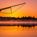 Coos Bay Sunrise II by Robert Bynum