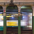 Copley Station by David Stone
