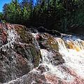 Copper Falls by Lars Lentz