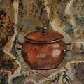 Copper Pot by Jana Baker