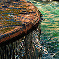 Copper Spill by Ron  Tackett