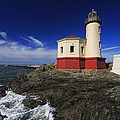 Coquille River Lighthouse 3 by Mark Kiver