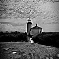 Coquille River Lighthouse by Melanie Lankford Photography