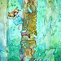Coral Piers by Maya Simonson