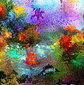 Coral Reef Impression 1 by Hazel Holland