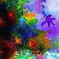 Coral Reef Impression 5 by Hazel Holland