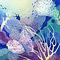Coral Reef Dreams 4 by Pauline Walsh Jacobson