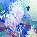 Coral Reef Dreams 5 by Pauline Walsh Jacobson