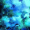 Coral Reef Impression 12 by Hazel Holland