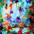 Coral Reef Impression 16 by Hazel Holland