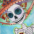 Corazon De Catrina by Laurie Maves ART