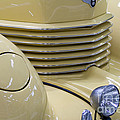 Cord 812 Oldtimer From 1937 Grill by Heiko Koehrer-Wagner