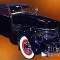 Cord Phaeton 1936 by RC DeWinter