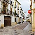 Cordoba Old Town Houses by Artur Bogacki