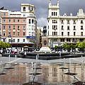 Cordoba Spain City Centre by Nathan Rupert