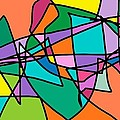 Corell Tiles by Chris Gudger