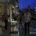 Corfu-86 by Rezzan Erguvan-Onal