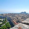 Corfu City by George Katechis