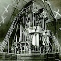Corliss Exhibition Steam Engine by Miriam And Ira D. Wallach Division Of Art, Prints And Photographs/new York Public Library