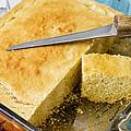 Corn Bread by Donald  Erickson