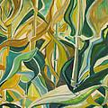 Corn Curves by Catherine Jones Davies