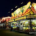 Corn Dog Kiosk by Bob Christopher