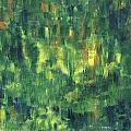 Corn Fields by Harmeet Singh
