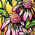 Corn Flowers by Nada Meeks