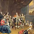 Cornelia And Her Jewels Oil On Canvas by Jan van Bijlert or Bylert