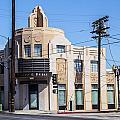 Corner Building by Angus Hooper Iii