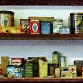 Corner Grocery Store by Susan Savad