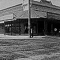 Corner Of Stone And W. Congress Street 180 Degrees Panorama Tucson Arizona C.1905 by David Lee Guss