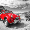 Cornish 2cv by Rob Hawkins
