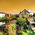 Cornish Reflections  by Rob Hawkins