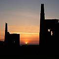 Cornish Tin Mines  by John Keates