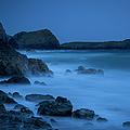 Cornwall Coast by Brian Jannsen