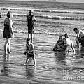 Coronado Beach Tourist by Bill Hamilton