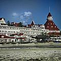 Coronado Hotel by Georgianne Giese