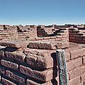 Coronado Monument Adobe Walls by Brian King
