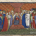 Coronation Of Charles Vi by British Library