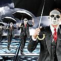 Corporate Matrix Clones by Keith Dillon