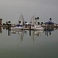 Corpus Christi Bay by Laurette Escobar