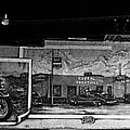 Corral Cocktails Mural by Angus Hooper Iii